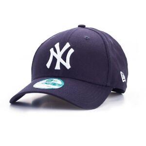 e4688bf7c3fa8 Gorra New Era 9Forty Mlb League Basic New York Yankees Azul Hombre ...