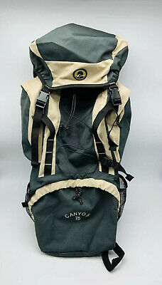 Stansport Internal Frame Backpack Camp Package Bundle Hiking Camping Set Outdoor