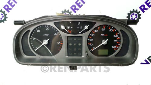 Renault Laguna II 2001-2005 1.9 DCI Speedo Speedometer Dash Assembly 8200399769