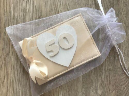 Personalised Milestone 80th Cumpleaños tradicional 6x4 Slip en álbum de fotos regalo
