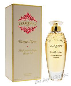 E COUDRAY Vanille et Coco parfümierte Körper Öl Spray 100ml