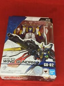 GUNDAM-Universe-XXXG-01W-WING-GUNDAM-Action-Figure-BANDAI-Giappone