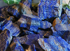 Lapis lazuli 1/2 LB Lot Gemstones Minerals Specimens Cabbing Rough Lapidary rock