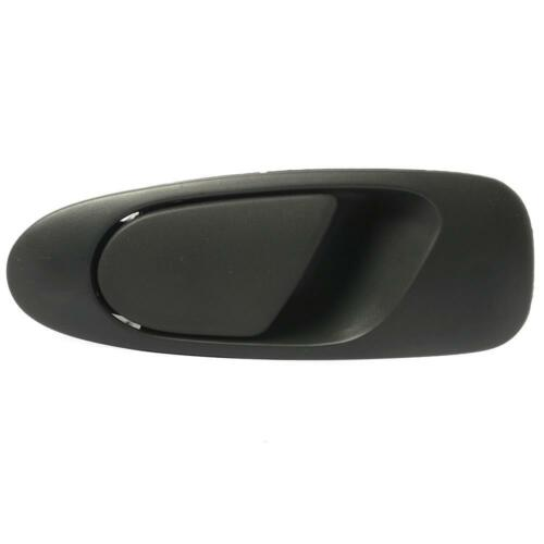 REAR LEFT OUTER DOOR HANDLE FIT FOR HONDA CIVIC BLACK 1992-1995