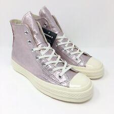 converse metallic platinum
