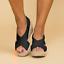Womens-Wedge-Platform-Sandals-Ankle-Strap-Slingback-Peep-Toe-Summer-Shoes-Size thumbnail 7