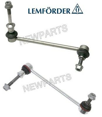 OEM Lemforder Set Front Sway Bar End Link Adaptive Drive for  BMW X5 X6 E70 E71