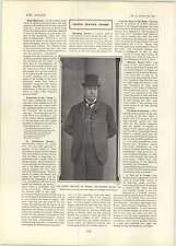 1902 el último retrato hablado de Buller polémica inglés en la patria