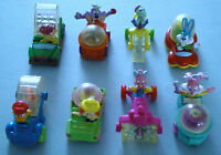 McDonald's 1992 - Tiny Toons - Complete Set of 8
