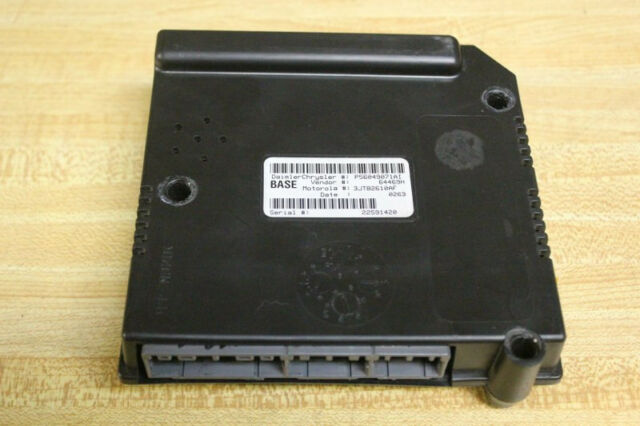 Dodge Durango Dakota Body Control Central Timing Module Computer Unit Bcm Ctm Oe