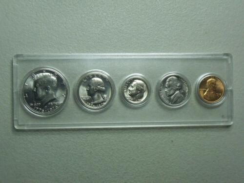 Choice Uncirculated 1976 Birth Year Set 5 coins