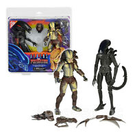 Aliens Vs Predator Figure Xenomorph Renegade Neca Exclusive 2-pack Avp Tru 2015