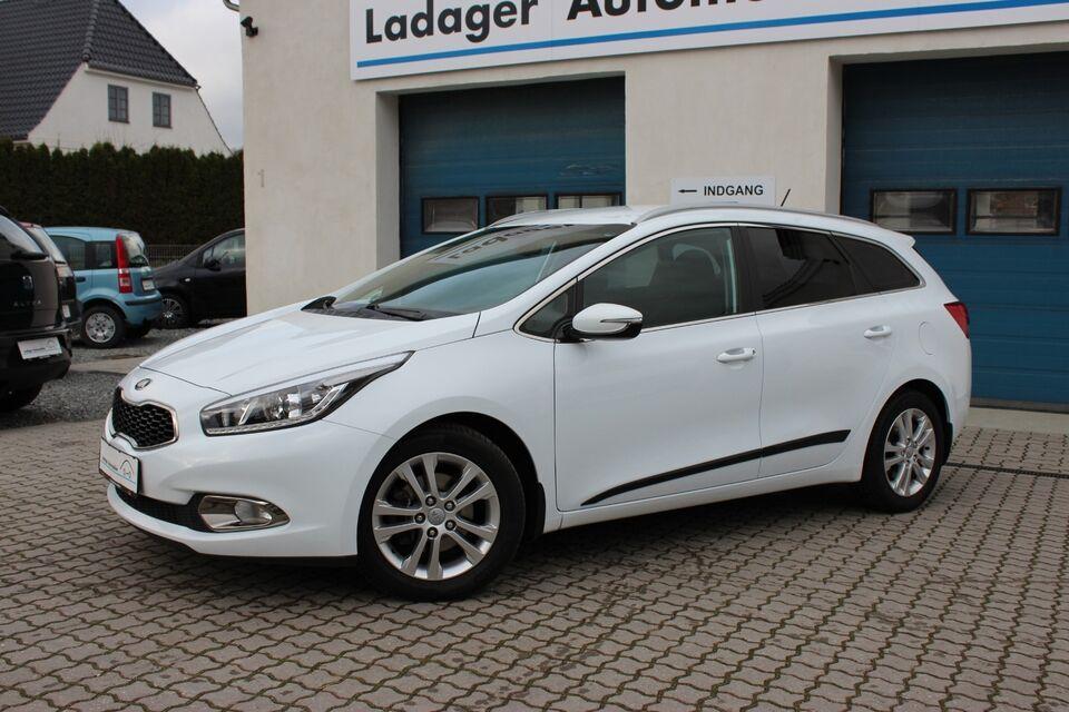 Kia Ceed 1,6 GDi Premium SW Benzin modelår 2013 km 106000