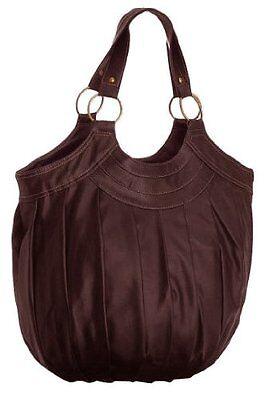 Damen Imitat Leder Schulter Frauen Tasche