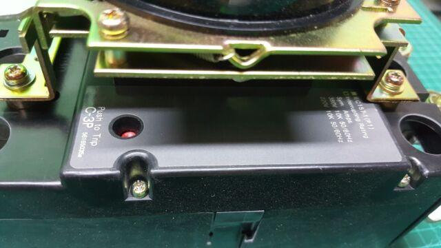 FUJI ELECTRIC BU-GCA BU-GCA3175 175A 3POLE 240V