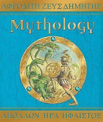 1 of 1 - Mythology: The Gods, Heroes and Monsters of Ancient Greece by Dan Green, Dugald