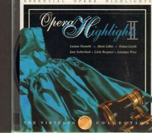 Various-Opera-CD-Album-Opera-Highlights-II-New