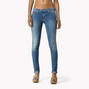 dd974e69 Nora Skinny Fit Jeans light blue women Tommy Hilfiger Denim ...