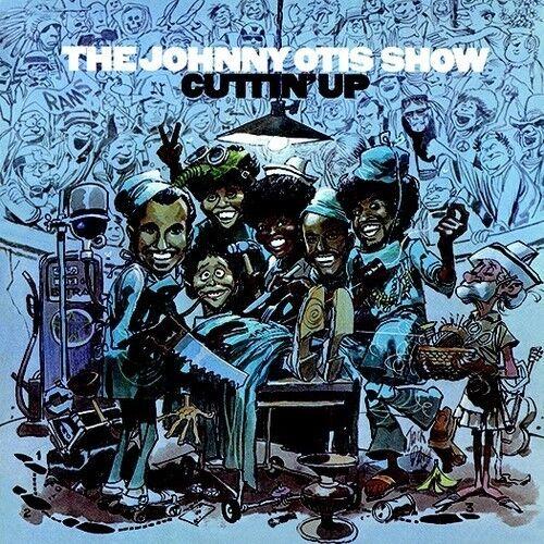 Johnny Otis - Cuttin' Up [New CD]