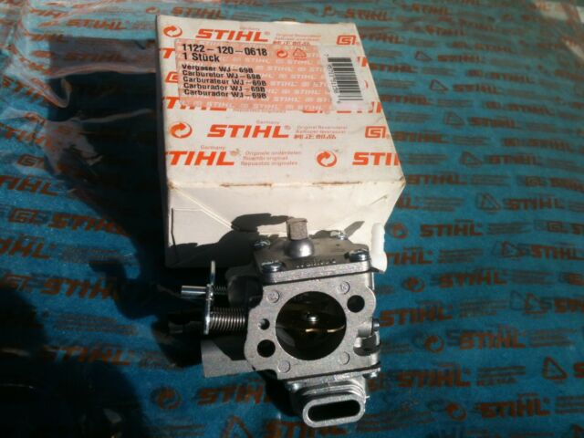 STIHL Genuine MS660 Carburettor Walbro WJ-69B  #1122 120 0618