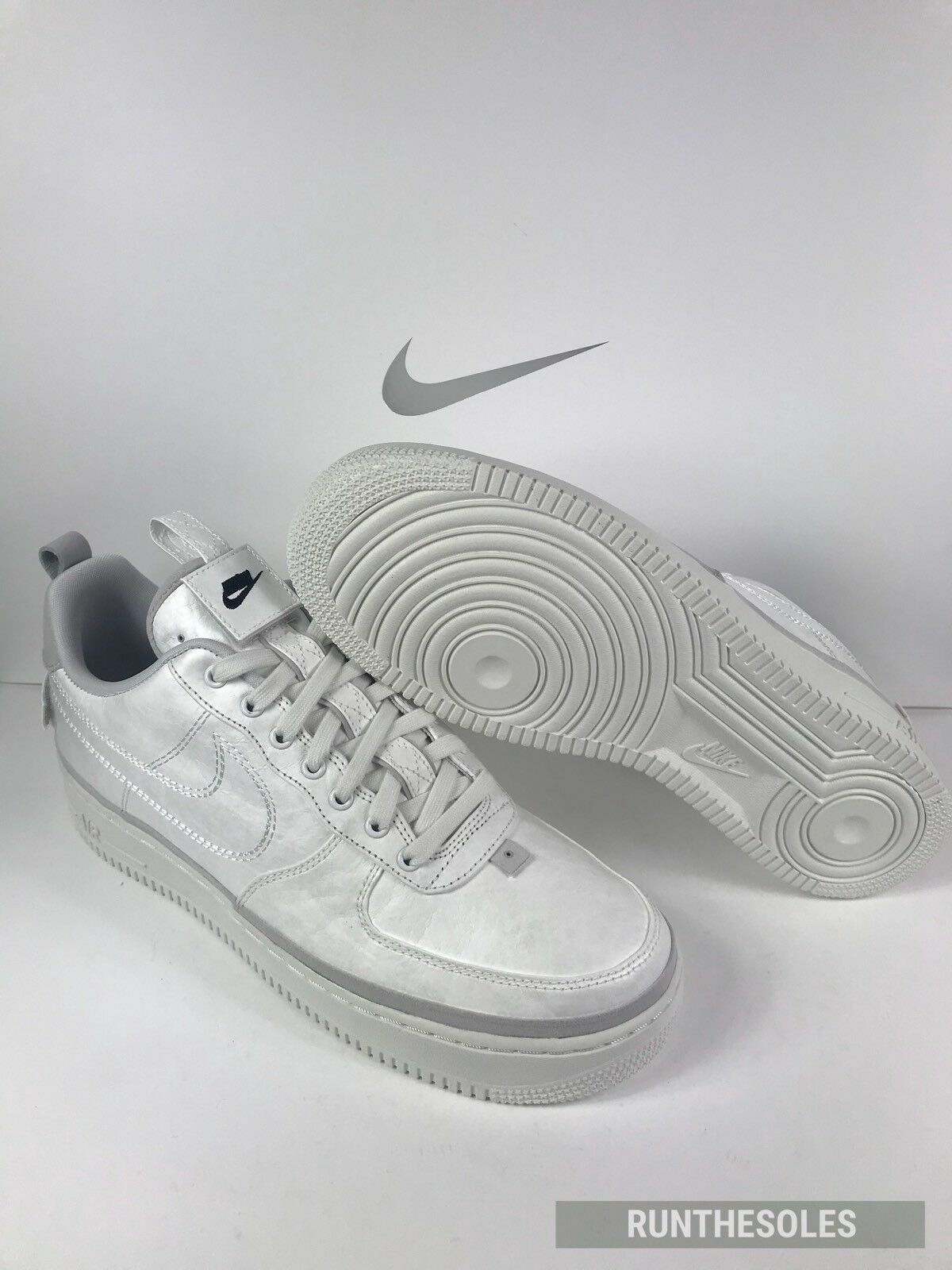 NIKE AIR FORCE 1 '07 QS LOW ALL STAR 90/10 SHOE AH6767-001 SHOE MEN SIZE 11.5