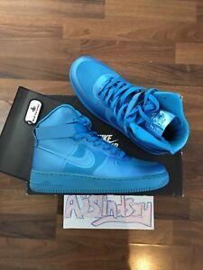 Hyp Nike Force Us9 2011 Prm Air Blue Uk8 Hyperfuse 1 Hi Glow qqf47Fw