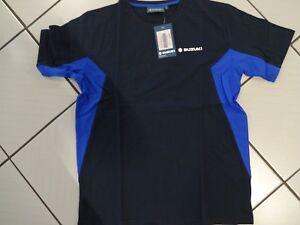 Suzuki-T-Shirt-Teamware-Groesse-XL