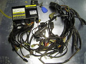 image is loading arctic-cat-ecu-wire-harness-remote-2003-zl-
