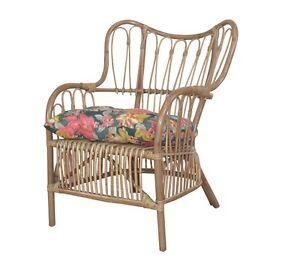 rattansessel inkl sitzkissen relaxsessel korbsessel sessel stuhl st hle rattan ebay. Black Bedroom Furniture Sets. Home Design Ideas