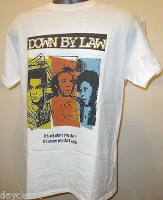 Down By Law 80s Indie Prison Jailbreak Film T Shirt Jim Jarmusch Tom Waits 084