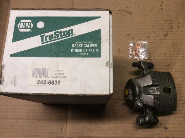 NEW NAPA 242-6636 TruStop Remanufactured Disc Brake Caliper Front Right