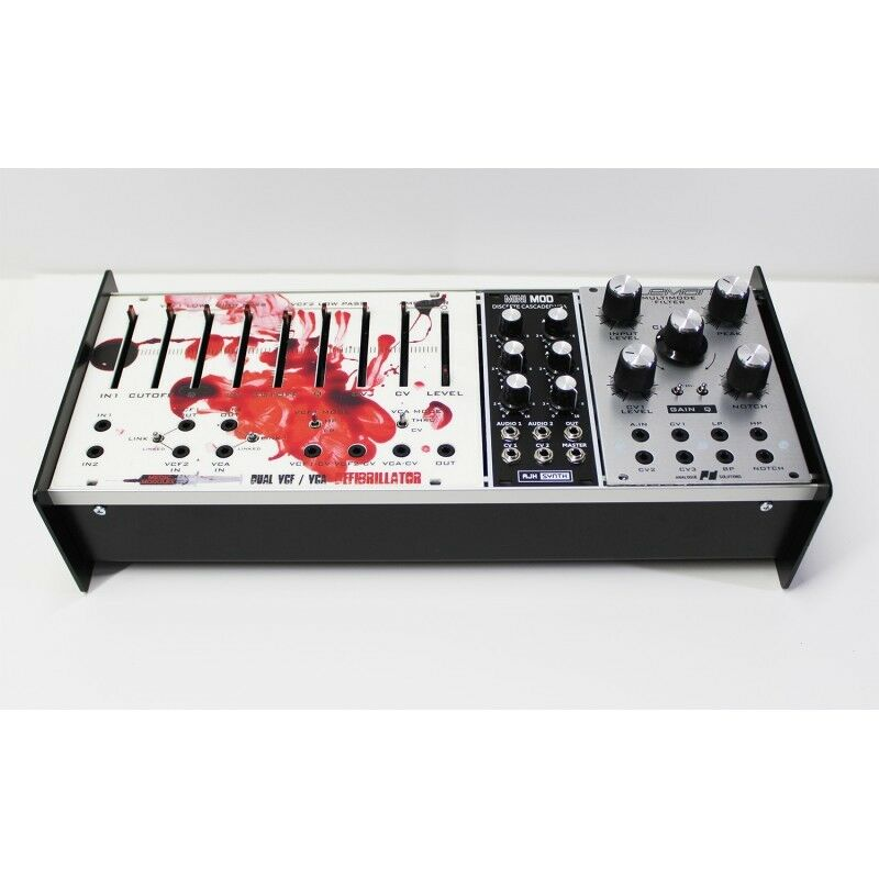 Modular Studio EURORACK 3U SKIFF for Modular Synths will fit Doepfer AJH TIPTOP