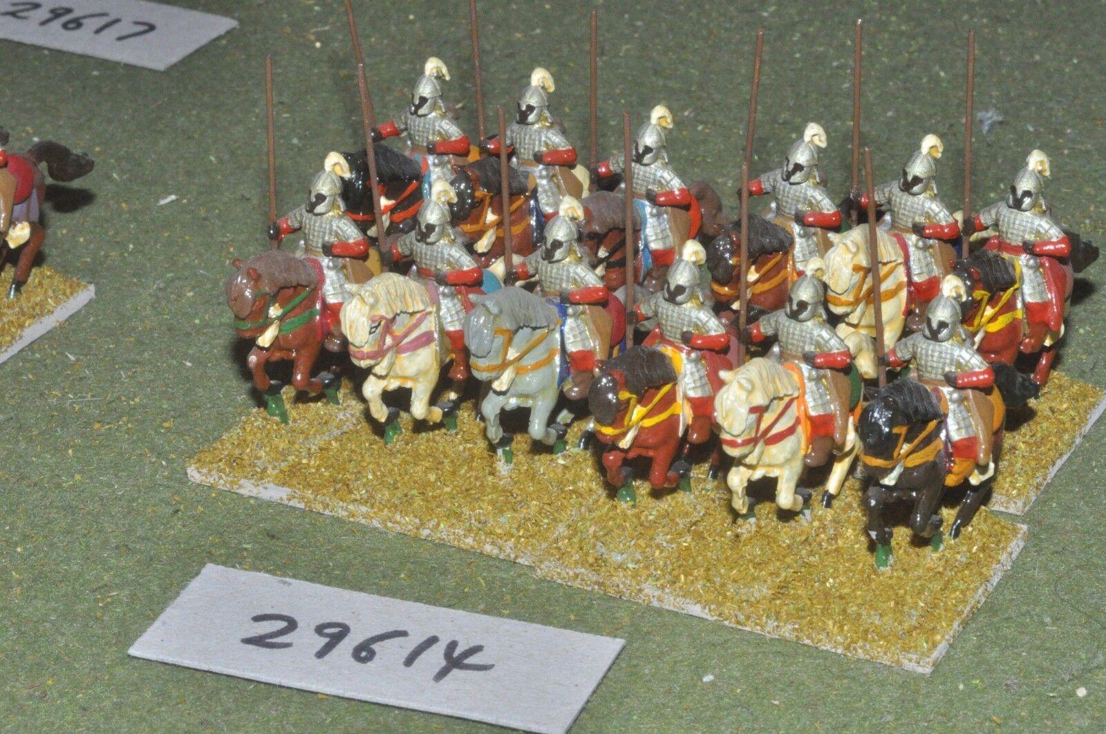 25mm mittelalterlichen   sarazenen - schwere 12 zahlen - cav (29614)