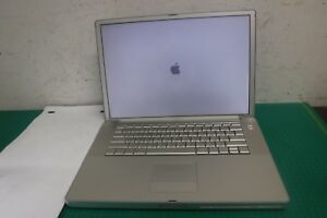 Apple-PowerBook-G4-15-034-A1106-1-67GHz-1GB-2x512MB-RAM-No-HDD-OS-for-Parts