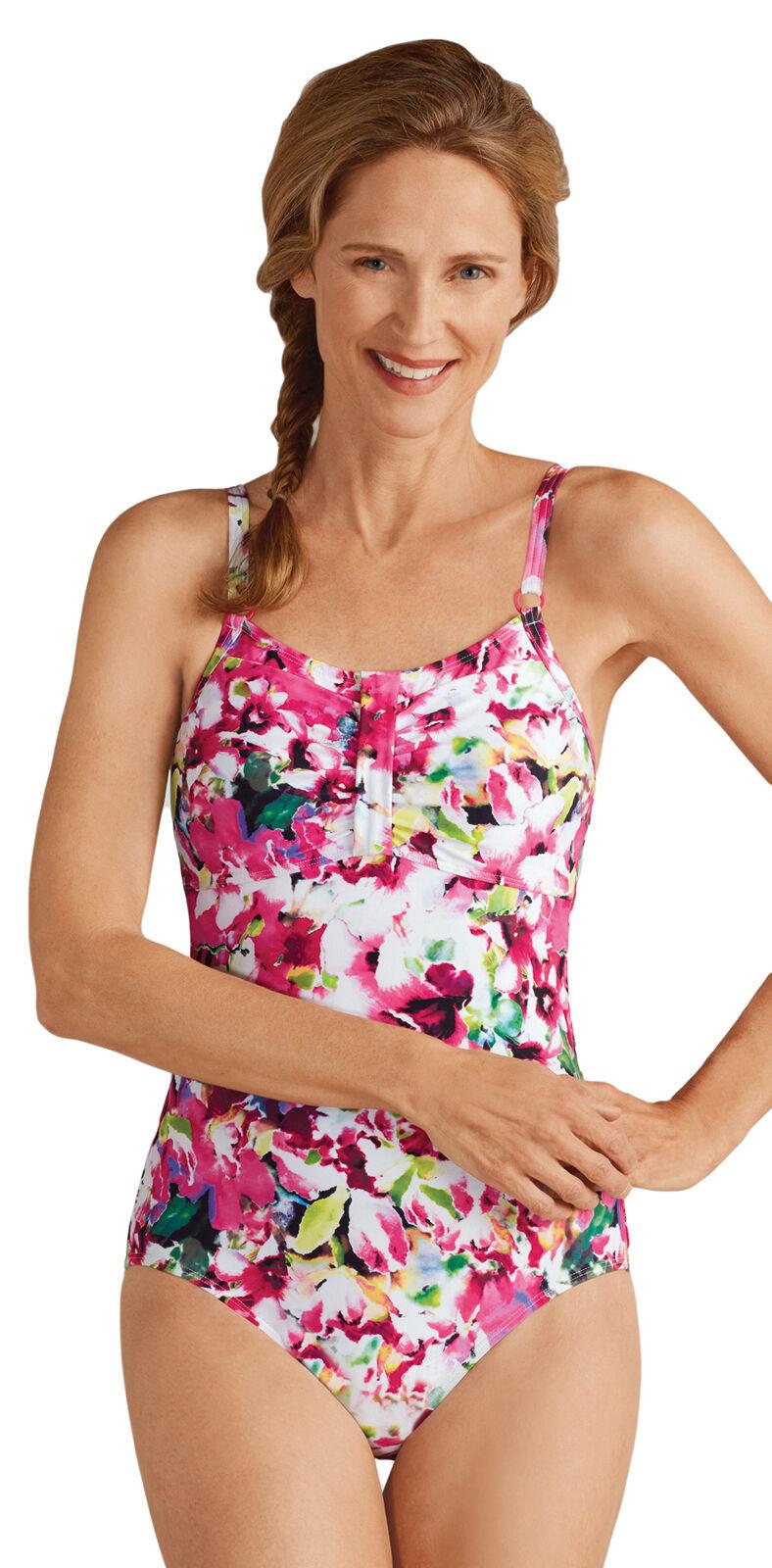Amoena art 71058 Costume intero per protesi mammaria mastectomia
