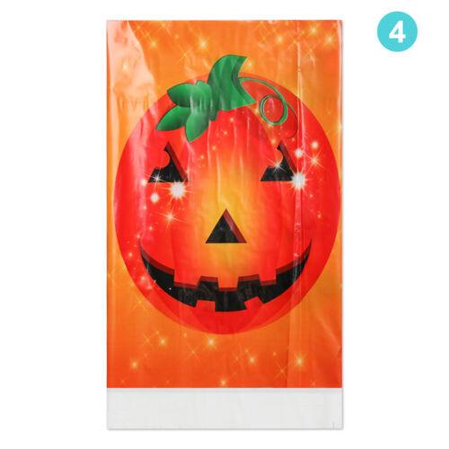 Waterproof Halloween DisposableTablecloth Halloween Supplies Table Cover