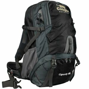 Chargement de l image Cougar-STORMPAK-40L-Waterproof-Hiking-Backpack-Rugged- Outdoor- d5018324b950a