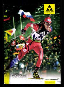Jaroslav-Soukup-Autogrammkarte-Original-Signiert-Biathlon-A-176698