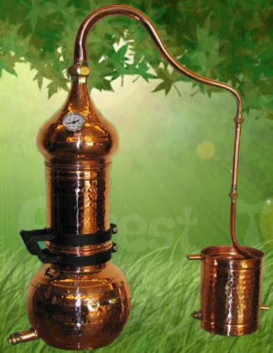 20 L distillerie avec colonne avec thermomètre