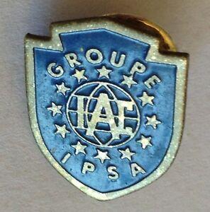 IAC-Groupe-IPSA-Pin-Badge-Rare-Advertising-Collectable-E4