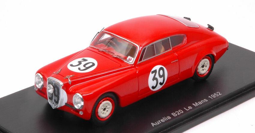Lancia Aurelia B20 th Lm 1952 L. Valenzano   U. Castiglioni 1 43 Model