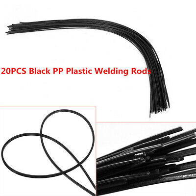 20PCS PP Plastic Welding Rods For Plastic Welder Gun//Hot Air Gun//Welding Tool