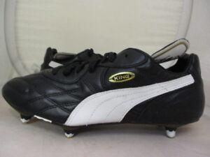 Détails sur Puma King Pro Sg Chaussures de Foot Hommes UK 6 US 7 Eur 39 cm 25 Ref 703>