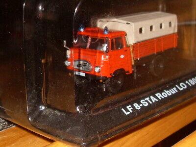 LF 8 STA ROBUR LO 1800 A 1//72 OVP FEUERWEHR NEU