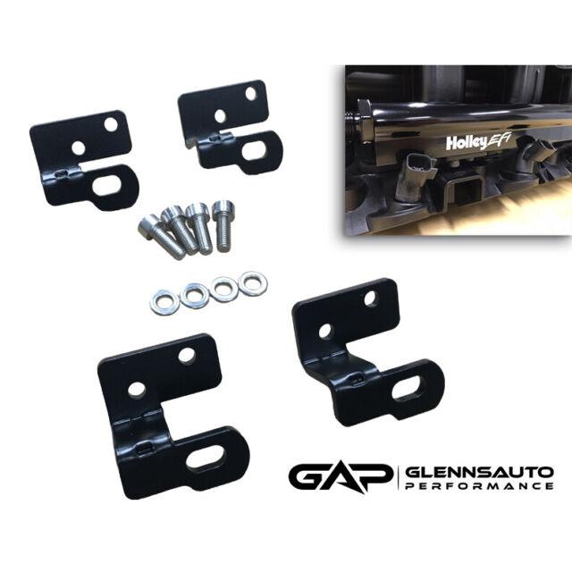 Edelbrock 3638 Fuel Rail Kit for LS Victor Jr//Super Victor 29085//28095 Intakes