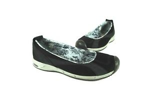 KEEN-Womens-Black-amp-Gray-Slip-On-Comfort-Shoes-Size-6