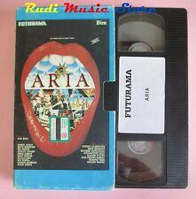 film VHS cartonata ARIA G. Puccini G. Verdi R. Wagner FURUTAMA 1987(F165) no dvd