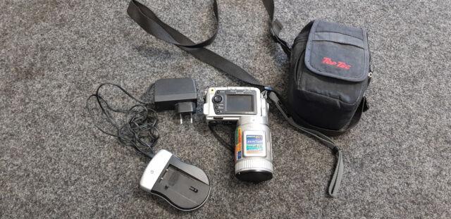 Sony Cyber-shot DSC-F505 Digitalkamera - Silber