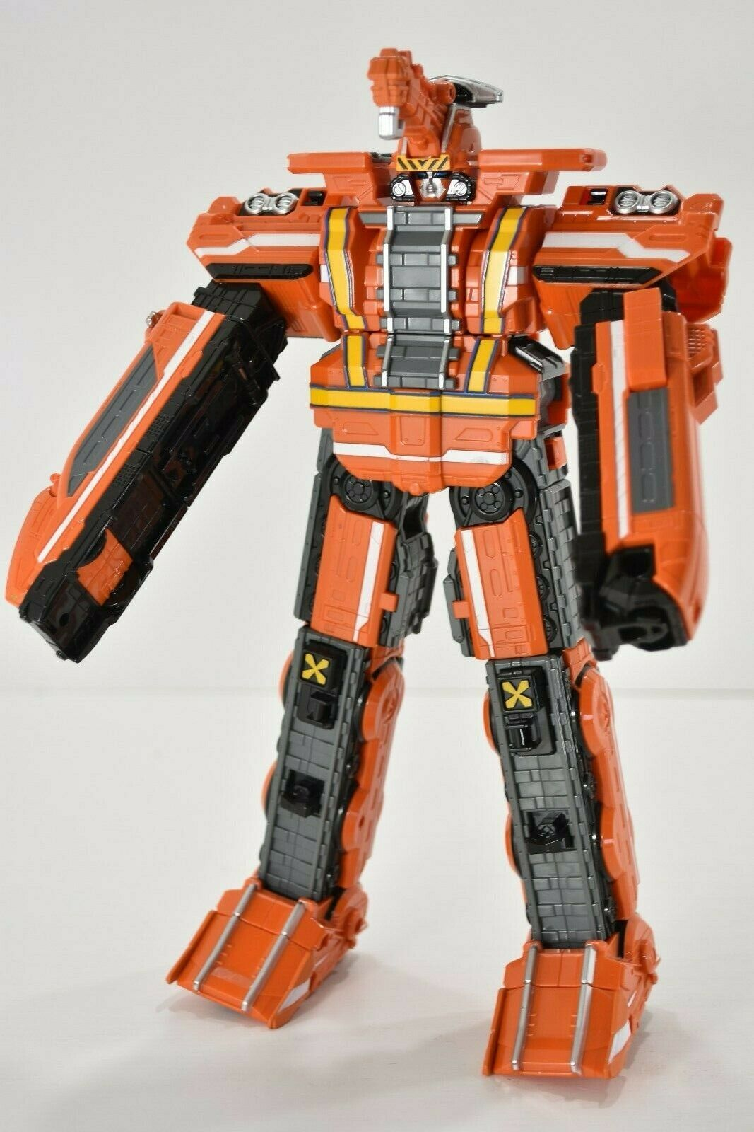 Energia Rangers  Tokkyuger ToQger DX BuildDaiOh Megazord ToQ Build Dai Oh Japan  all'ingrosso a buon mercato