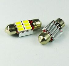 C3W 31mm 5630 SMD LED CAN BUS OBC ERROR FREE INTERIOR bulbs TOYOTA 2
